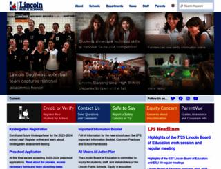 lps.org screenshot