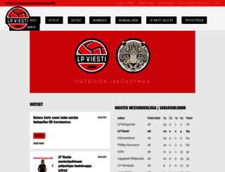 lpviesti.fi screenshot