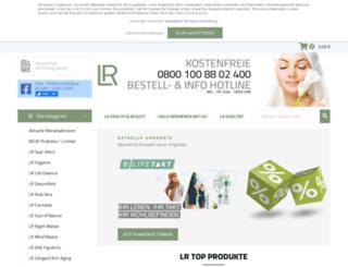 lr-clever-einkaufen.de screenshot