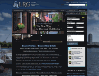 lrgboston.com screenshot