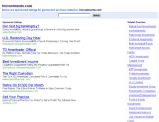 lrinvestments.com screenshot