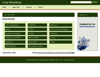 lrrp.org screenshot
