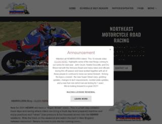 lrrsracing.com screenshot