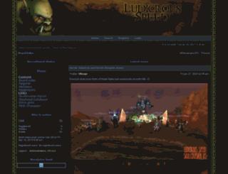 ls.wowjutsu.com screenshot