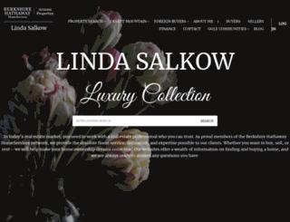 lsalkow.bhhsaz.com screenshot