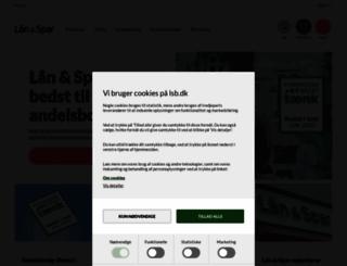 lsb.dk screenshot