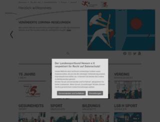 lsbh.de screenshot