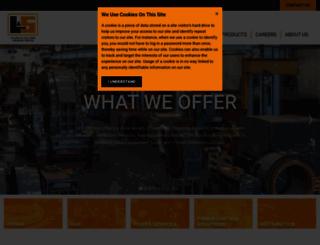 lselectric.com screenshot