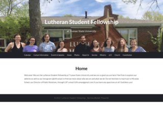 lsf.truman.edu screenshot
