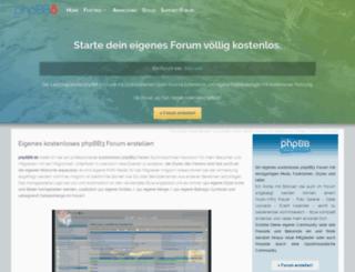 lsfahrzeugbau.phpbb8.de screenshot