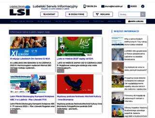 lsi.lublin.pl screenshot