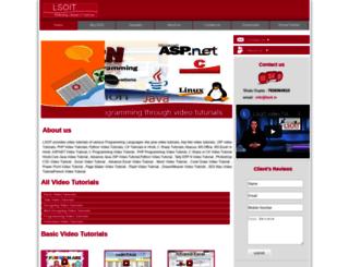 lsoit.in screenshot