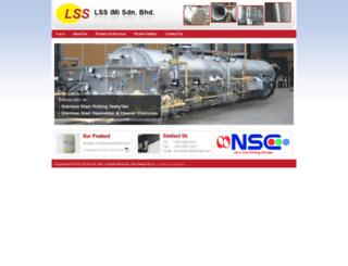 lssmalaysia.com.my screenshot