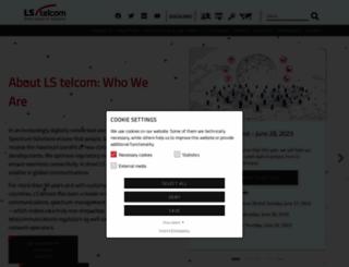 lstelcom.com screenshot