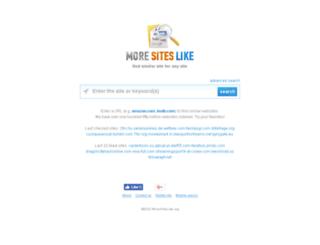 lt.moresiteslike.org screenshot