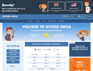 lt.wickeduncle.co.uk screenshot