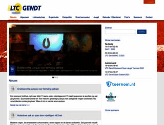 ltcgendt.nl screenshot
