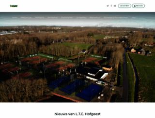 ltchofgeest.nl screenshot