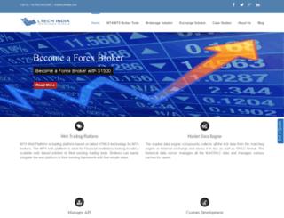 ltechindia.com screenshot