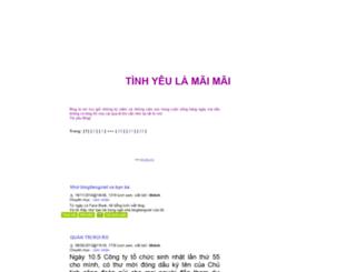 lthtinh.blogtiengviet.net screenshot