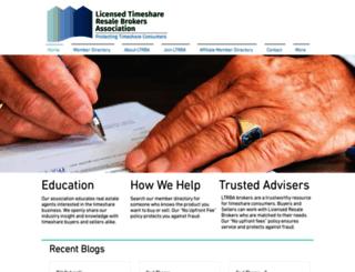 ltrba.com screenshot
