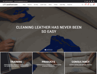 lttleathercare.co.uk screenshot