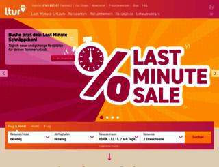 ltur.com screenshot