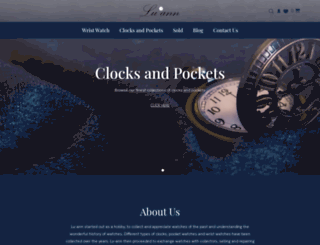 lu-ann.com screenshot