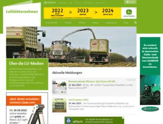 lu-web.de screenshot