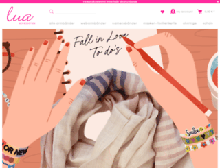 lua-love.com screenshot