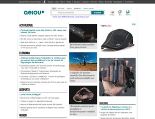 lua.weblog.com.pt screenshot