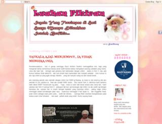 luahanfikiran.blogspot.com screenshot