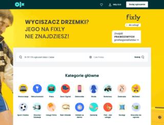 lubelskie.olx.pl screenshot