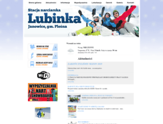 lubinka.com.pl screenshot