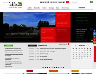 lublin.eu screenshot