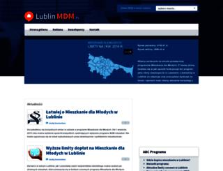 lublinmdm.pl screenshot