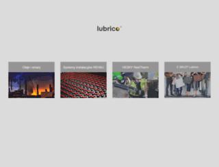 lubrico.pl screenshot