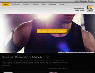 lubweb.com screenshot