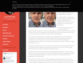 lucabottura.net screenshot