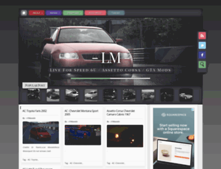 lucas-mods.blogspot.com.ar screenshot