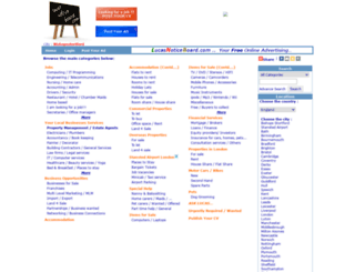 lucasnoticeboard.com screenshot
