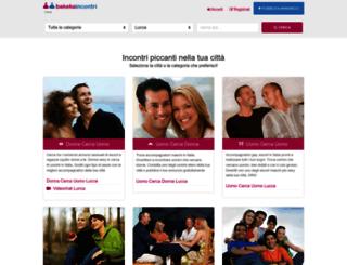 lucca.bakecaincontrii.com screenshot