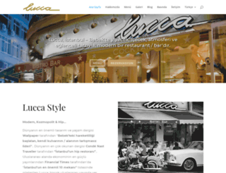luccastyle.com screenshot