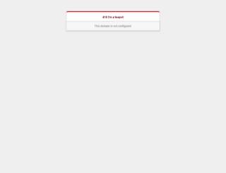 luchtmachtbase-x.nl screenshot