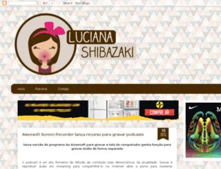 lucianashibazaki.blogspot.com screenshot