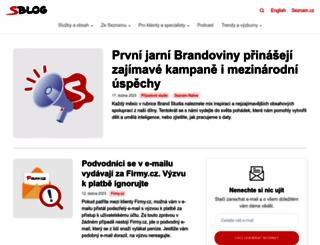 luciecapkova11.sblog.cz screenshot