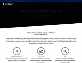 luckae.com screenshot