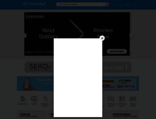 luckyseven.dinomarket.com screenshot