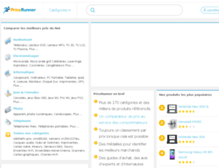 luckysurf.pricerunner.fr screenshot