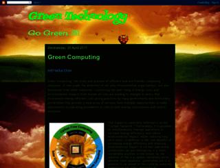 luctgogreen.blogspot.com screenshot